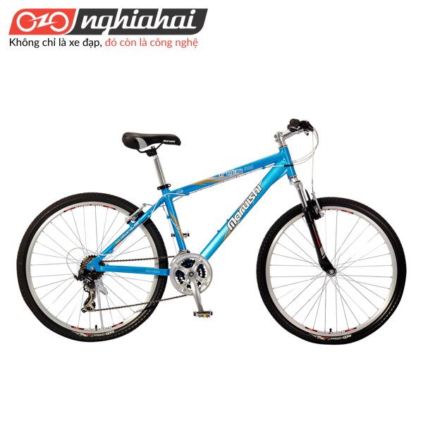 Xe đạp địa hình TROJAN 300 xanh