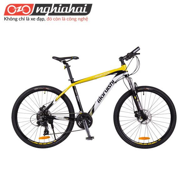 Xe đạp địa hình cavalier 500D vang trang