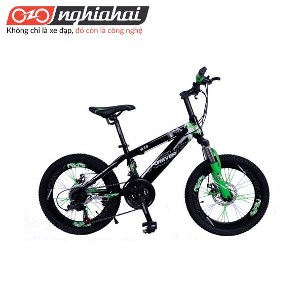 Xe đạp địa hình Vĩnh Cửu cho trẻ em YJ-2.0 den