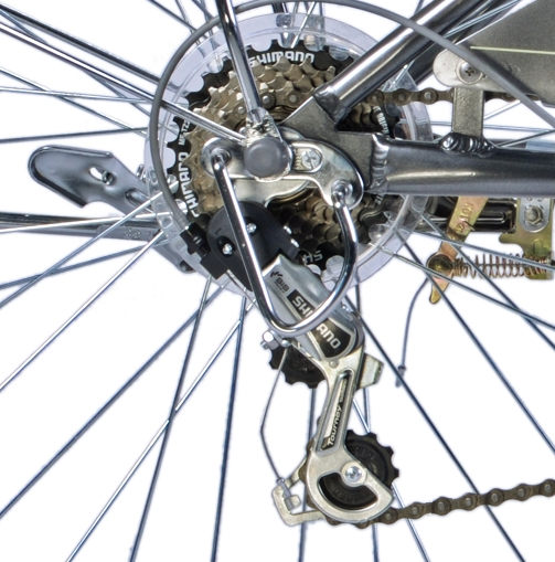 Xe đạp cào cào WAA 2671-5