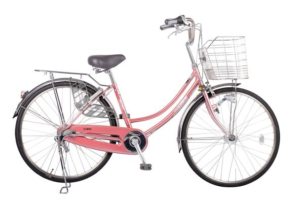 Xe đạp mini Nhật CAT 2633 hong