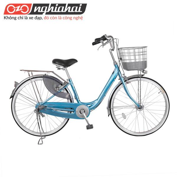 Xe đạp mini Nhật WEA 2633 xanh