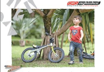 Mọi đứa trẻ đều yêu thích đi xe đạp, có phải vậy 3