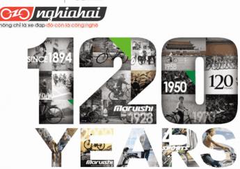 123 năm lịch sử Maruishi 1