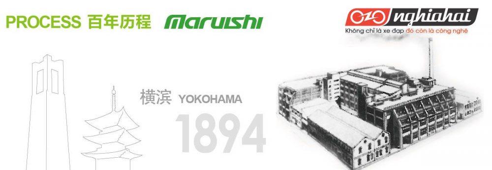 123 năm lịch sử Maruishi 2