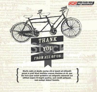 Lòng biết ơn đối với xe đạp 1