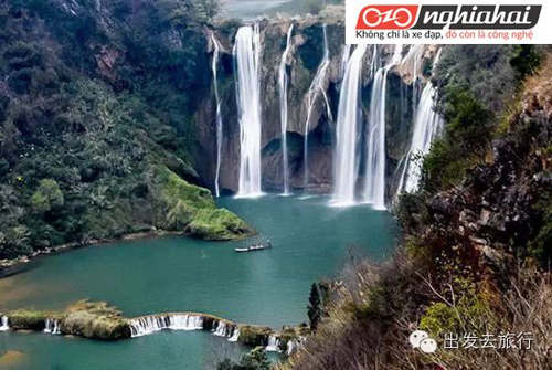 Hưng nghĩa Guizhou--một chuyến viếng thăm đến Hẻm núi Maling ở Trung Quốc