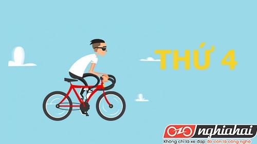 Kế hoạch huấn luyện đạp xe 7 ngày cho những người bận rộn 3