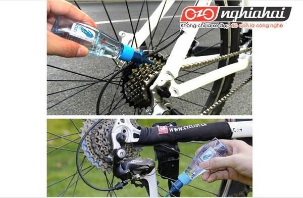 Làm thế nào để kiểm tra xích xe đạp mài mòn 1