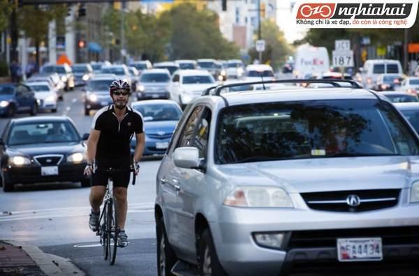 Lấn chiếm làn đường xe đạp ở Hoa kỳ 1