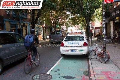 Lấn chiếm làn đường xe đạp ở Hoa kỳ 4