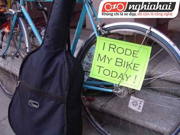 Những người đi xe đạp có sức lan truyền 3