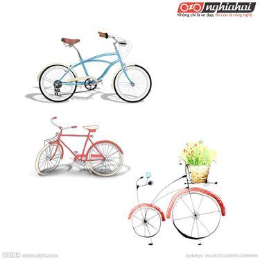 Suy nghĩ về sự lây lan của xe đạp1