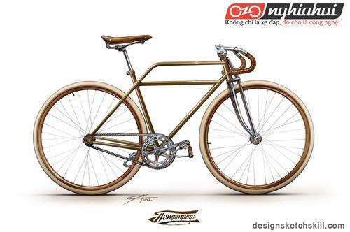 Suy nghĩ về sự lây lan của xe đạp2
