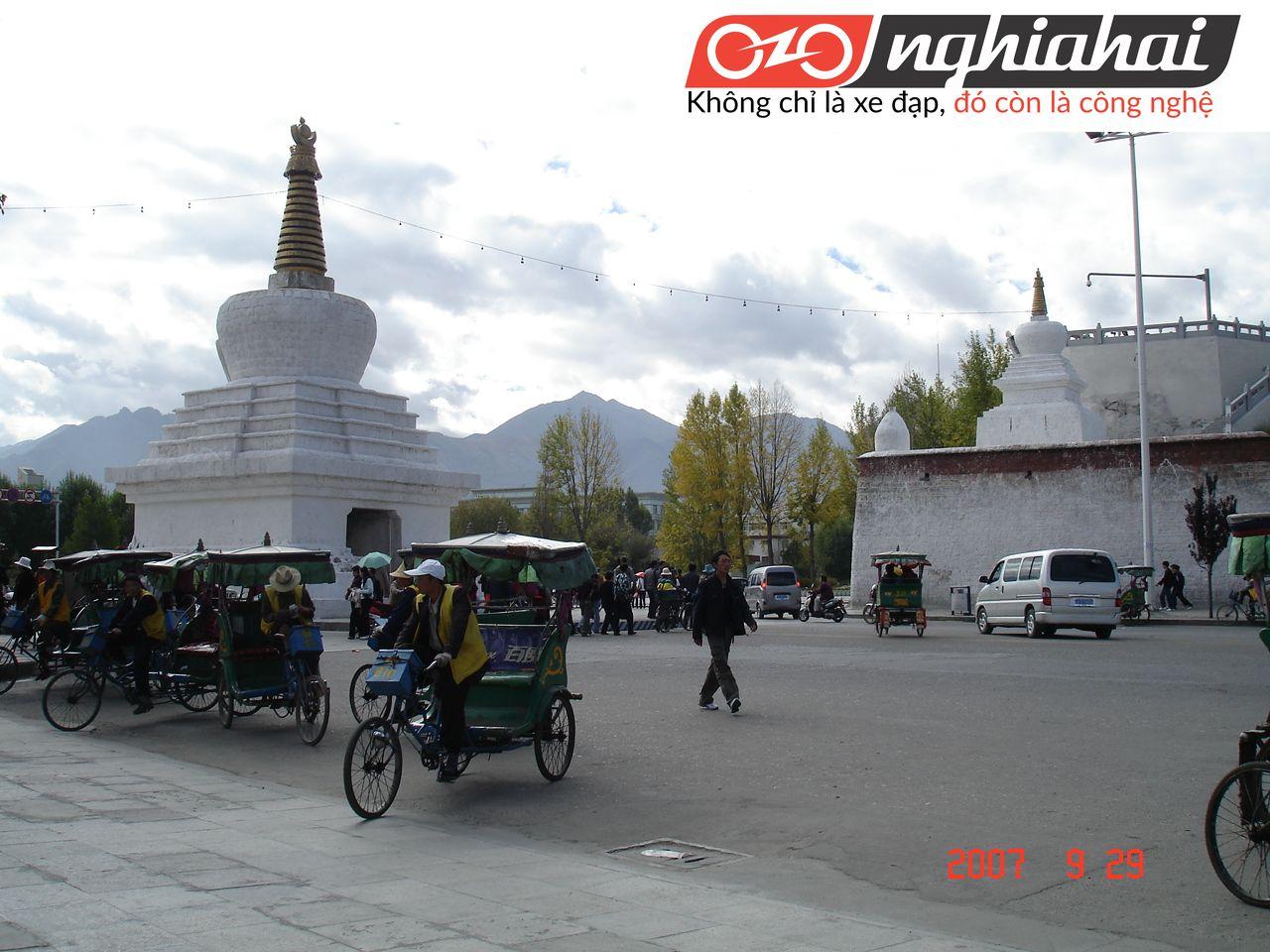 Tại sao người đi xe đạp muốn đi đến Tây Tạng 3