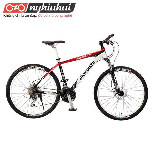 Xe đạp địa hình Cavalier 500HD do trang den