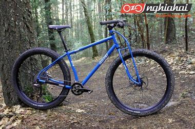 Biến xe đạp leo núi thành xe đạp chuyên dụng (phần 2)