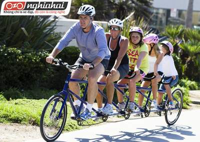 Tầm quan trọng của việc gia đình cùng đạp xe  3