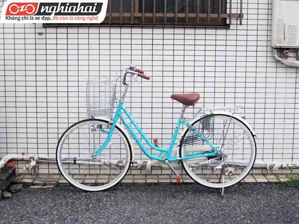 Xe đạp Mamachari