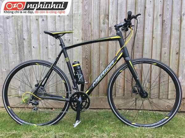 Xe đạp lai và xe đạp leo núi chuyên dụng 1