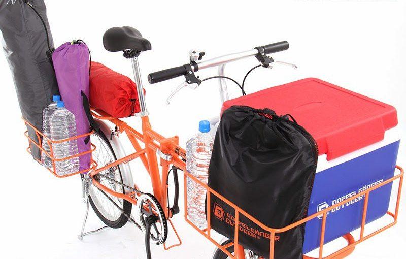 4 điều thú vị về xe đạp chở hàng của Nhật Bản 1