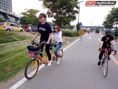Bán xe ô tô để sử dụng xe đạp di chuyển đến Seoul 2