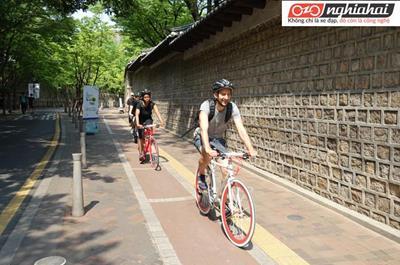 Bán xe ô tô để sử dụng xe đạp di chuyển đến Seoul 3