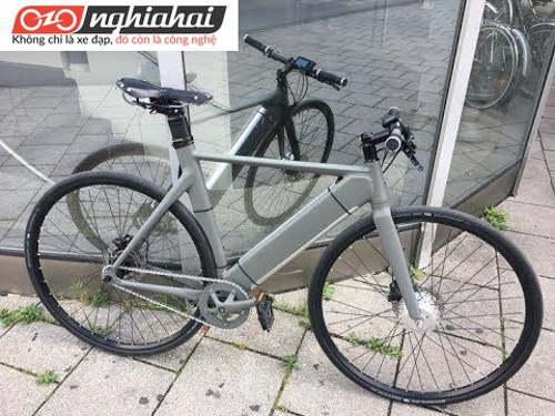Elbike là một chiếc xe đạp điện đơn giản độc nhất vô nhị. 2