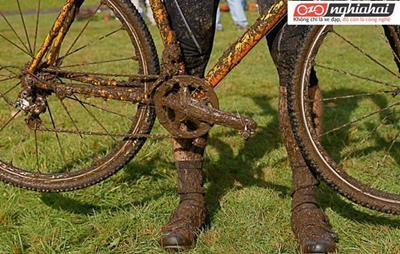 Hai sai lầm khi rửa xe đạp 3