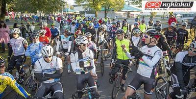 Không nên làm gì khi tham gia vào nhóm đạp xe tiếp theo 1