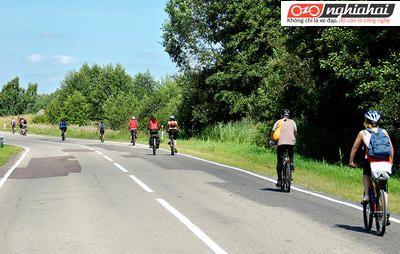 Không nên làm gì khi tham gia vào nhóm đạp xe tiếp theo 2