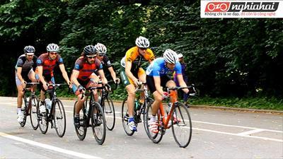 Không nên làm gì khi tham gia vào nhóm đạp xe tiếp theo 4