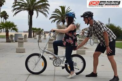 Làm cách nào để học đạp xe khi đã trưởng thành 1
