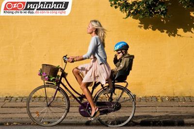 Phụ nữ Hà Lan và thói quen đi xe đạp ở Mỹ (phần 1) 4