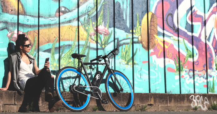 Propella ra mắt chiếc xe đạp điện nhỏ gọn thế hệ thứ 2 1