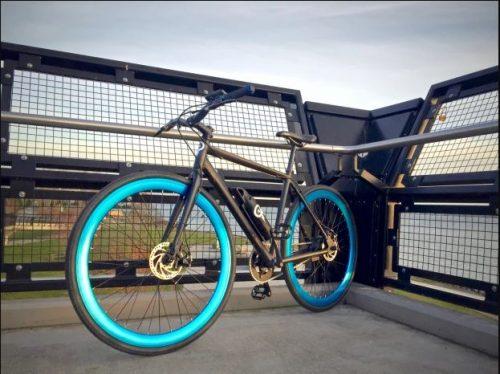 Propella ra mắt chiếc xe đạp điện nhỏ gọn thế hệ thứ 2 2