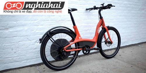 The Elby – Chiếc xe đạp điện được thiết kế mới từ đầu đến cuối. 1