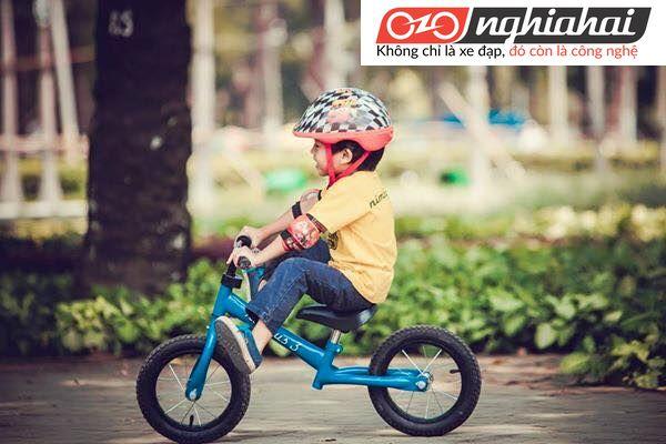 Xe đạp điện cân bằng cho trẻ 1