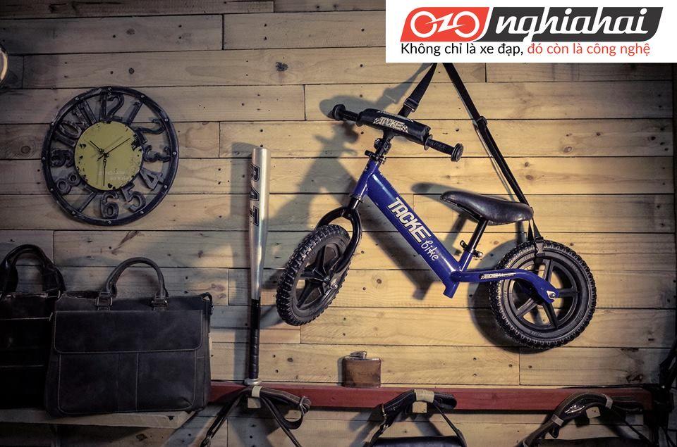 Xe đạp điện cân bằng cho trẻ 2