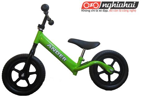 Xe đạp điện cân bằng cho trẻ 3
