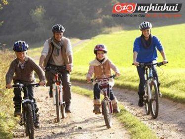 Đạp xe đạp rèn luyện sức khỏe 4