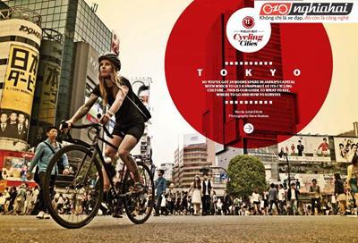 10 mẹo nhỏ dành cho người đi xe đạp ở Tokyo 4