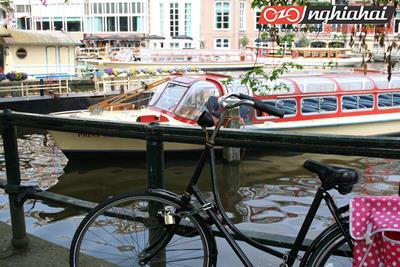 """6 lý do để """"cảm nắng"""" một chuyến dã ngoại bằng xe đạp hay ghe, thuyền 4"""