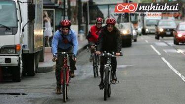 An toàn đường bộ cho người đi xe đạp 1