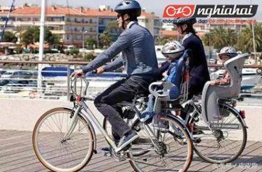 Bạn cần chuẩn bị những gì để đưa con nhỏ (trẻ sơ sinh) tham gia hành trình bằng xe đạp 2