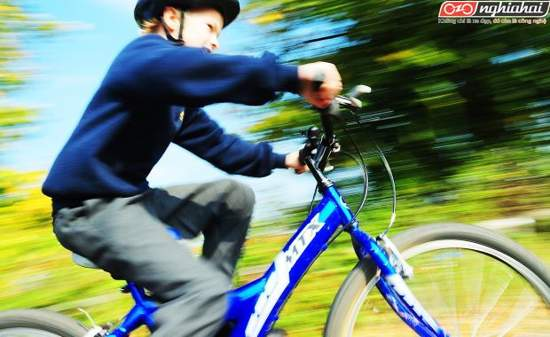 Bạn nên đạp xe cùng con ở những đâu 1