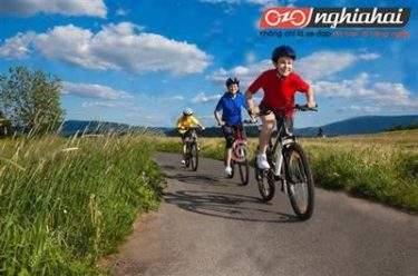 Cách đi xe đạp an toàn cho trẻ em 3