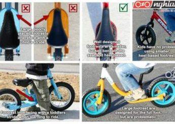 Cách chọn xe đạp và bộ đồ dùng cho xe đạp đầu tiên của con bạn 1