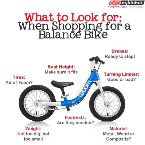 Cách chọn xe đạp và bộ đồ dùng cho xe đạp đầu tiên của con bạn 2