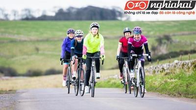 Cách giảm cân bằng xe đạp 1